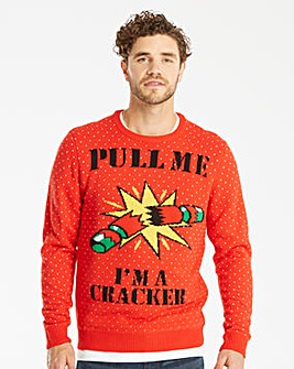 Label J Cracker Xmas Knit Long