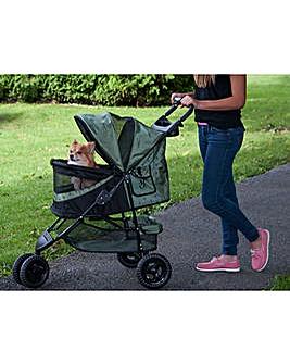 No-Zip Special Edition Stroller sage