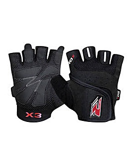 RDX Gel Weightlifting Gloves - M/L