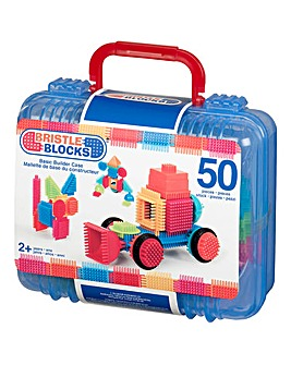 Bristle Blocks Basic Builder 50 Pieces