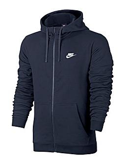 Nike Swoosh Club Full Zip Hoody Regular