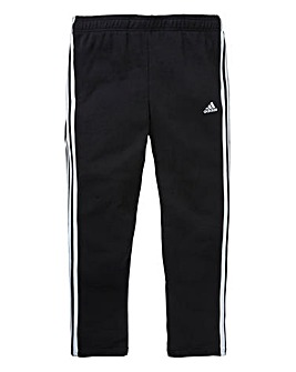 adidas Essential 3 Stripe Fleece Joggers