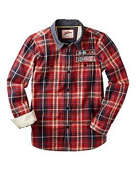 Joe Browns Boys Check Shirt