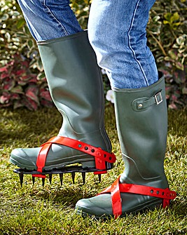 Lawn Spike Shoes