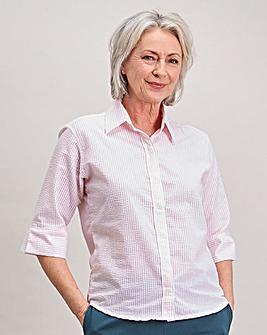 Camilla Seersucker Shirt