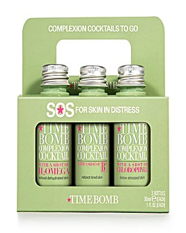 Time Bomb Complexion Cocktail Set