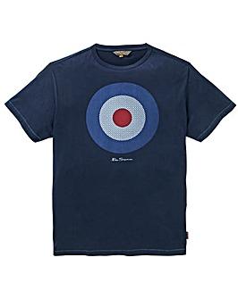 Ben Sherman Target MOD Arrow T-Shirt L