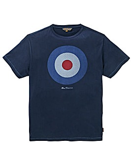 Ben Sherman Target MOD Arrow T-Shirt L