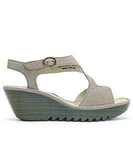 Fly London Yanca Wedge Sandals