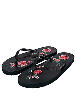 Accessorize Placement  Eva Flip Flops