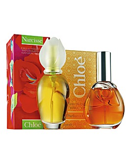 Narcisse and Chloe EDT Set 50ml