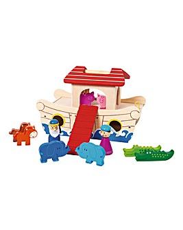 Wooden Noahs Ark