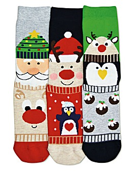 Christmas Odd Socks Carol