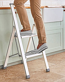 Slim Lightweight Step Ladder