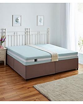 Fleecy Bed Doubler