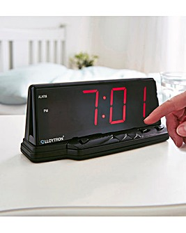 Easy Read Digital Alarm