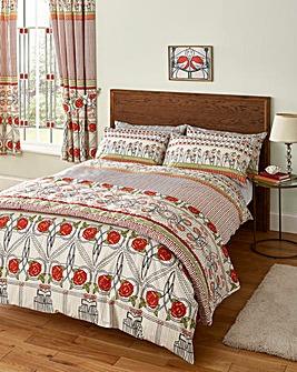 Charles Rennie Mackintosh Pillowcasee