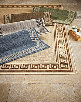 Low Profile Flat Weave Rug