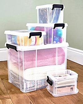 Multibox Storage Set of 5