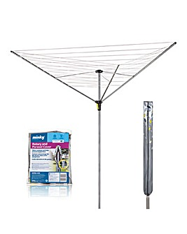 Easy Up Rotary Airer with Cover