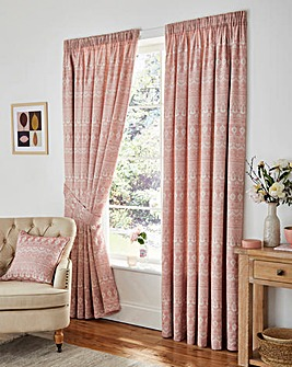 Jacquard Easy Care Curtains