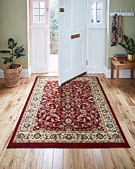 Traditional Durability Polyprop Rug