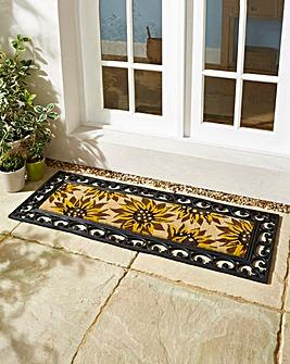Extra Long Sunflower Mat