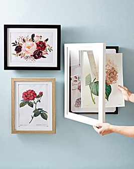 Easy Change Picture Frame A4