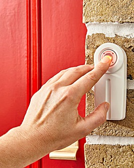 Super Loud Doorbell and Telephone Ringer