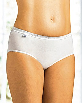 Sloggi Midi Brief Pack of 3