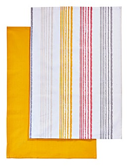 Sunburst 2 Set of 2 Tea Towels