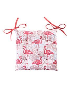 Flamingo Seat Pad