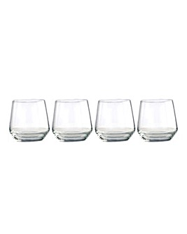 Set of 4 Nova Mixer Glasses
