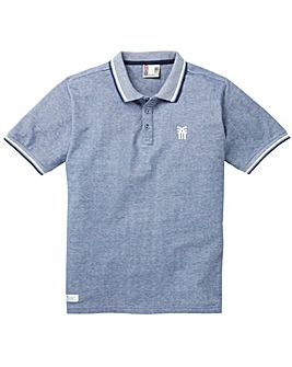 Fenchurch Birdseye Polo Reg