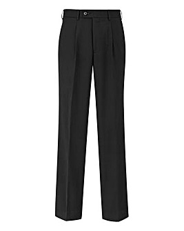 Brook Taverner Black Imola Trousers 31in