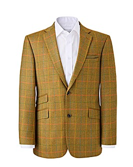 Brook Taverner Gold Check Blazer R