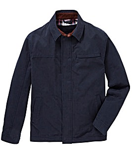 Brook Taverner Navy Harrington Jacket R