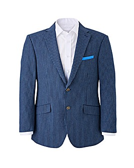 Brook Taverner Navy Stripe Blazer R
