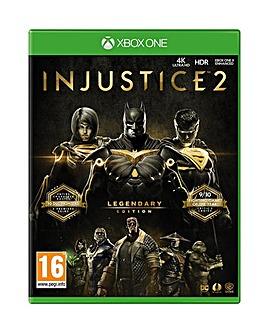 Injustice 2 Legendary Xbox One