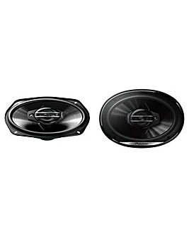 Pioneer TS-G6930F 3-Way Coaxial Speakers