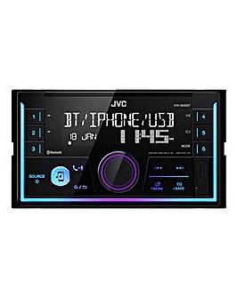 JVC KW-X830BT 2-DIN Car Stereo