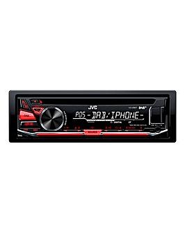 JVC KD-DB67 Car Stereo