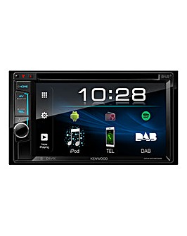 Kenwood DDX-4018DAB 2-DIN Car Stereo