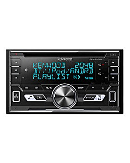 Kenwood DPX-5100BT 2-DIN Car Stereo