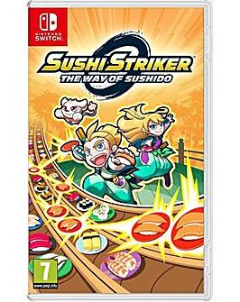 Sushi Striker The Way of Sushido Switch