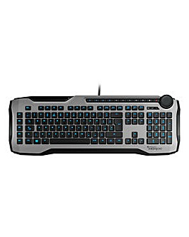 Roccat Horde Membrane Keyboard White