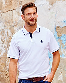 Capsule White Tipped Polo Long