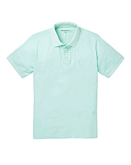 Capsule Mint Embroidered Polo Regular