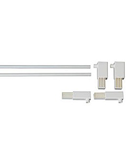 Extra Tall Pressure Gate Pack White.
