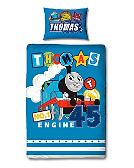 Thomas The Tank Engine Panel Duvet